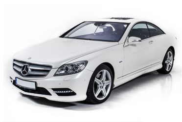 Mercedes CL500 AMG